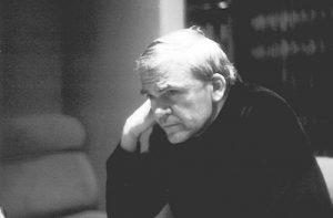 Milan Kundera nel 1980