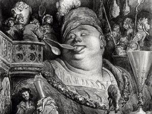 Gargantua di Gustave Doré