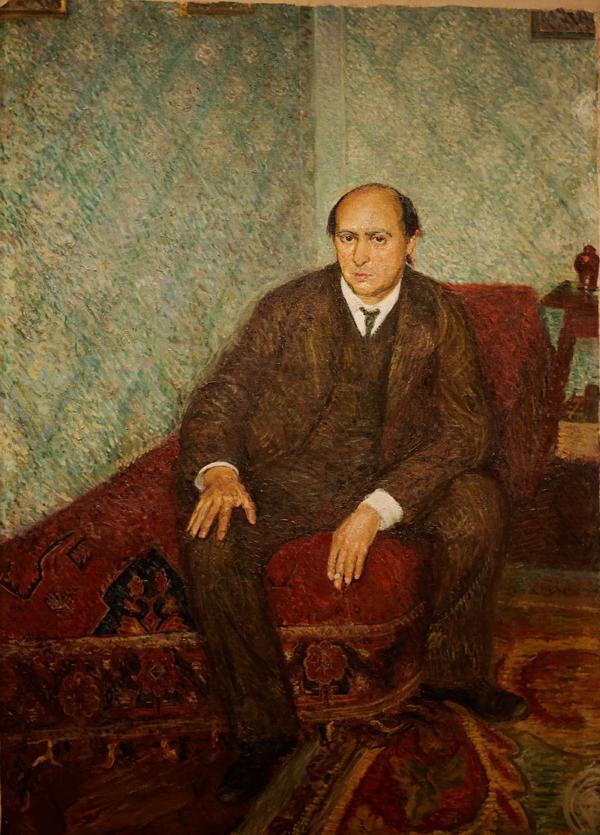 Ritratto di Arnold Schoenberg