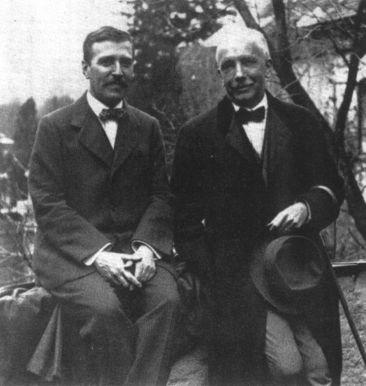 Richard Strauss e Hugo von Hofmannsthal