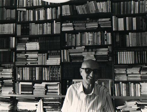 Bufalino e i suoi libri