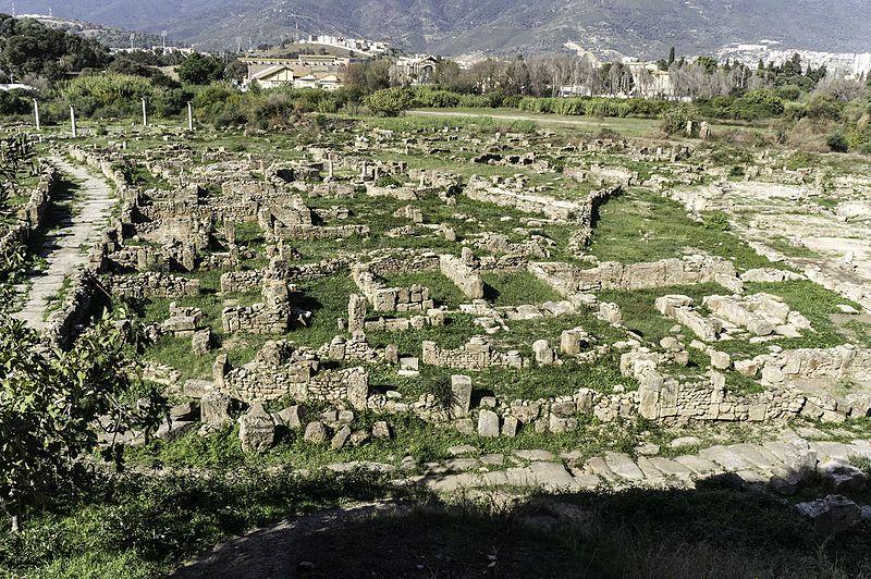 Resti di Ippona (Algeria)