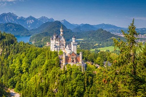 Ein schönes Schloss